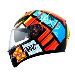 Capacete-Agv-Cap-K3-Sv-Elements-Replica-U