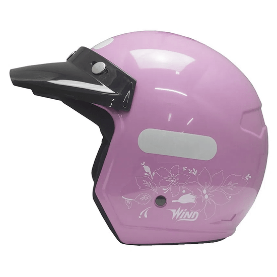 Capacete-Taurus-Wind-V2-fluoral-Lines-rosa